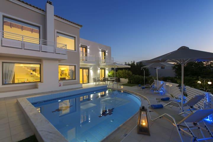 Salvia Villas - Villa Antonios - Rethymnon - Villa