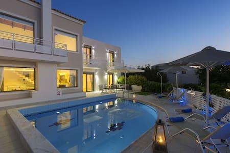 Salvia Villas - Villa Antonios - Rethymno - Villa