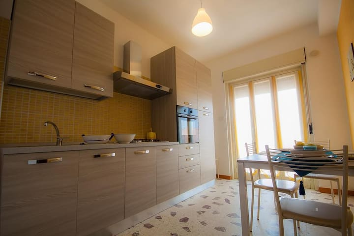 APPARTAMENTO GIRASOLE - Messina - Apartment