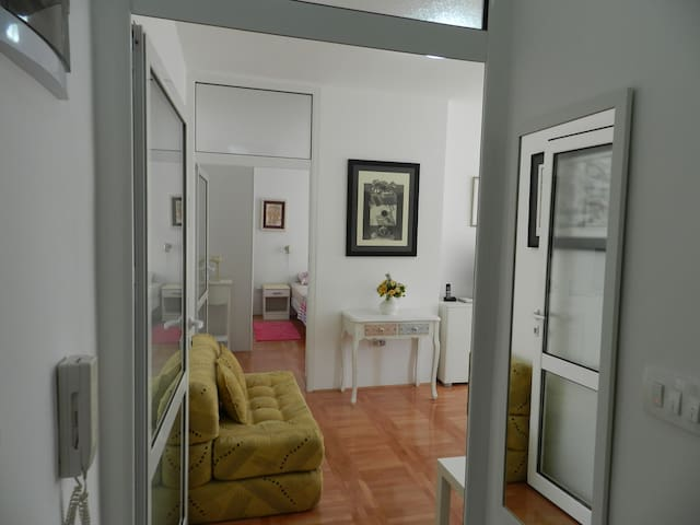 Cute apartment CENTRAL location - Podgorica - Apartamento