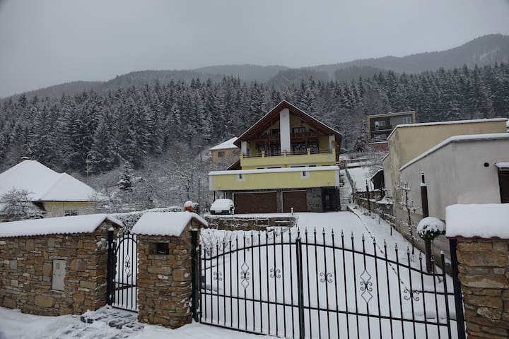 Ski Chalet  for 12 people with saunas and Jacuzzi - Ružomberok - Chalet