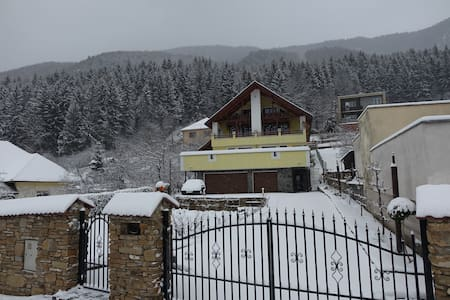 Ski Chalet  for 12 people with saunas and Jacuzzi - Ružomberok