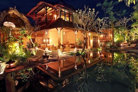 Ubud ArtVilla - Family 5 Room Villa with Views - Ubud