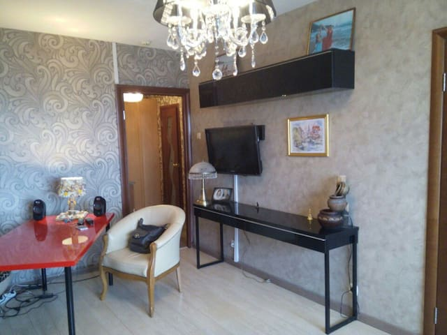 Direct line to the heart of Moscow - Moskva - Apartment