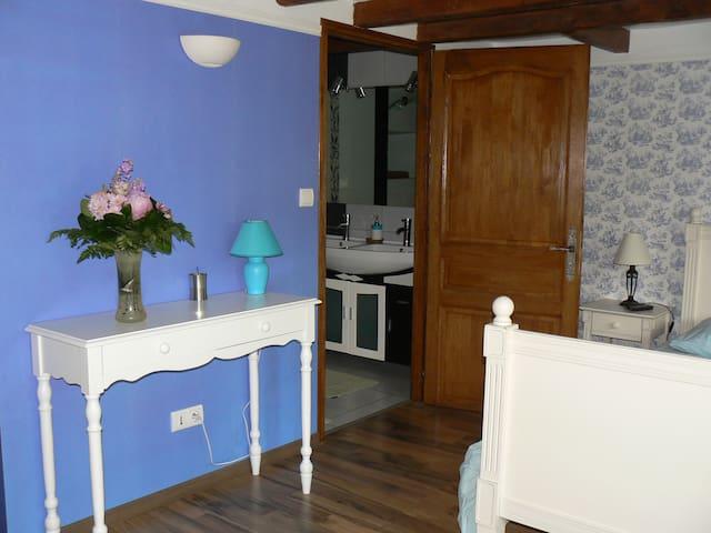 la maison de l'étang - Sampigny - Bed & Breakfast