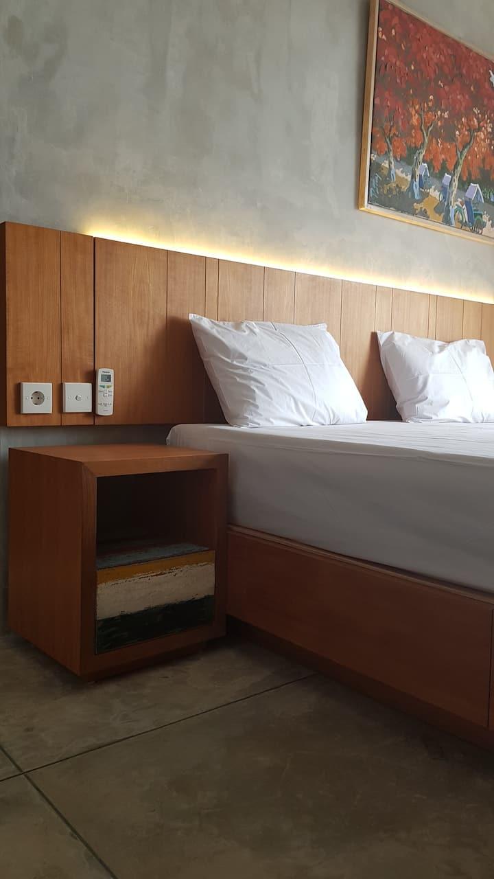Abasan privatehouse room2