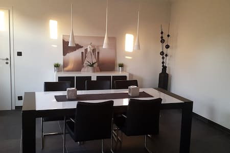 Modern villa between Ghent & Bruges, near Knokke - Eeklo