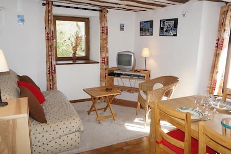 Edelweiss aux Soldanelles à StVéran - Saint-Véran - Apartament