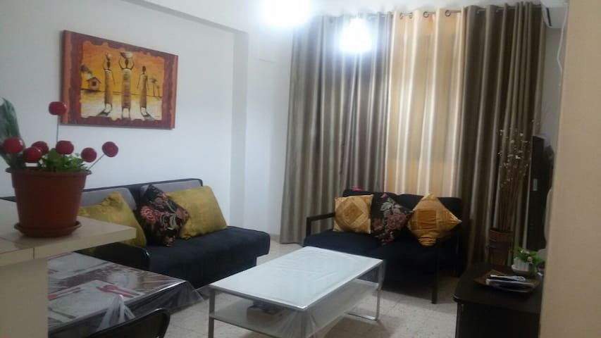 Apartment,first line to the sea. - Ashdod - Byt