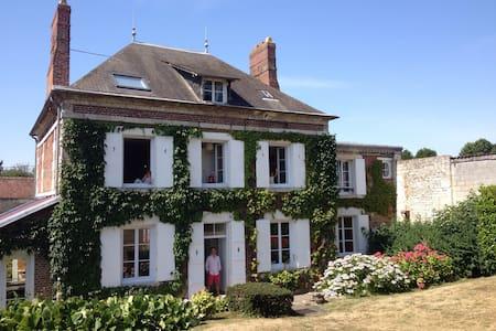 maison à la campagne - La Neuville-Roy - House