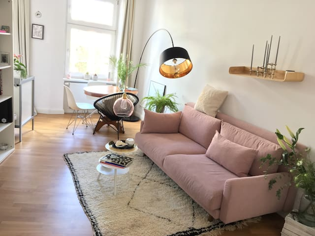 Scandi-chic appartment for 2-3 in Prenzlauer Berg - Berlin - Apartment