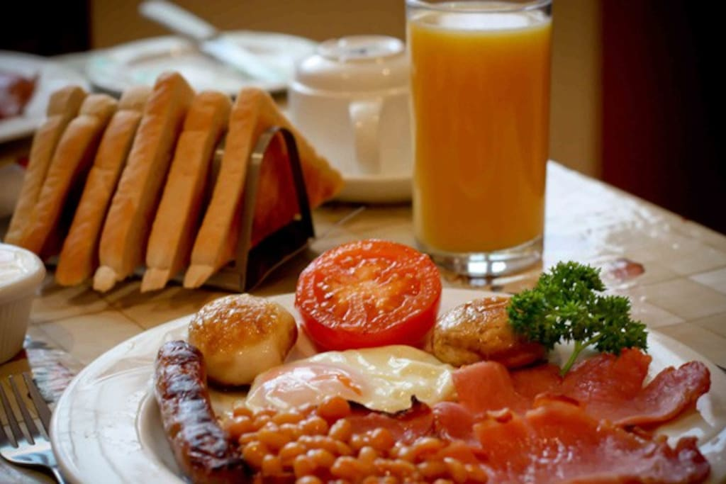 The Full English!