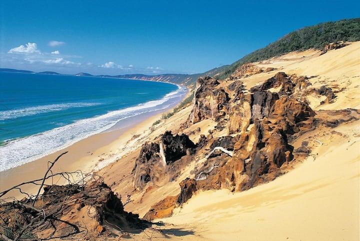 Rainbow Beach Gateway Fraser Island