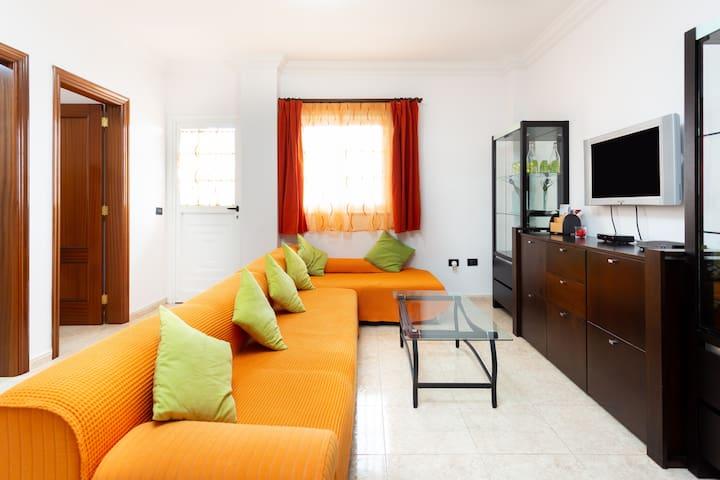 HomeLike Cozy Apartment San Isidro +Wifi