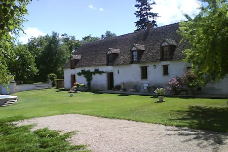 Beautiful Farmhouse in Loire Valley - Josnes