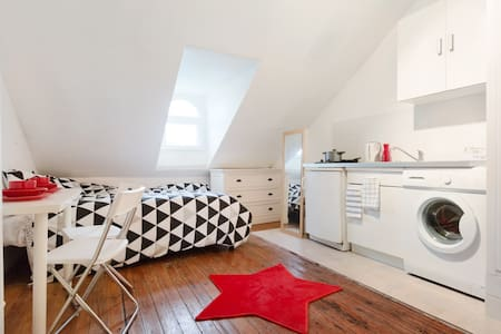 Lovely Studio + Wifi /The Host has +230 Comments!) - Charenton-le-Pont - Lejlighed
