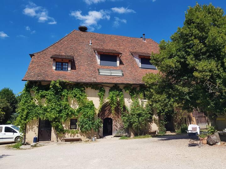 Zimmer auf Bauernhof in Biederthal