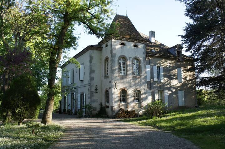 Maison d'hôte Balous - Damazan - Hus