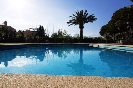 Relaxing apartment in sea front. - Port Vell
