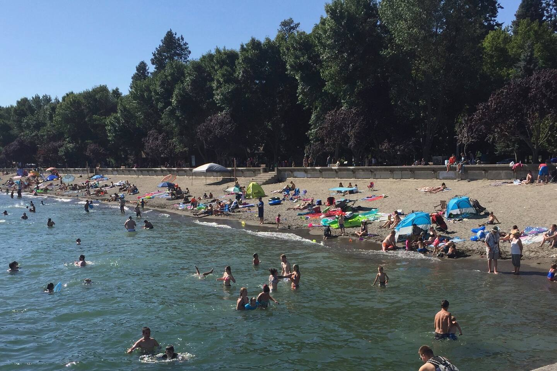 Popular Beach