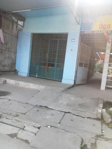 Phu My Hung's most beautiful street