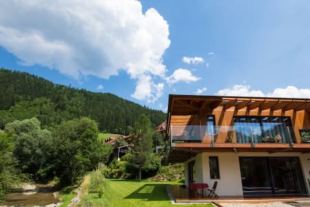 Ruhiges Apartment am Gebirgsbach - Murau