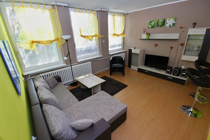 Cozy two room APT free parking - Bratislava - House