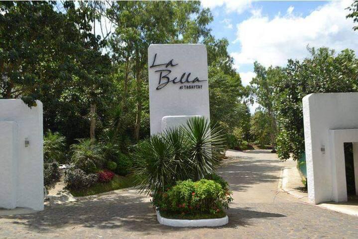 Allen's place at La Bella