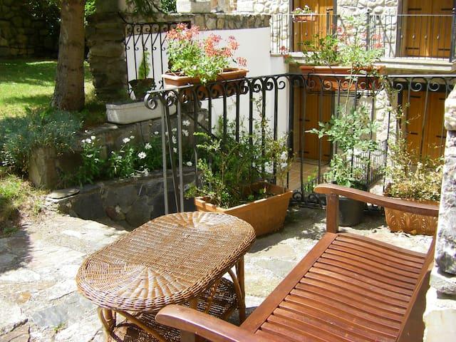 Apartamento Aneto con jardín ( CASA TORRES)