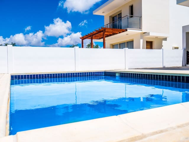 Family holiday House in Paphos