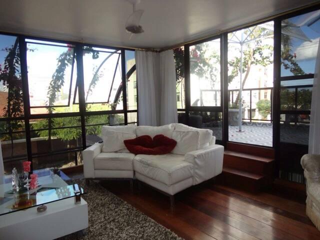 Casa Maceió - 4 quadras da praia - Maceió - Dom