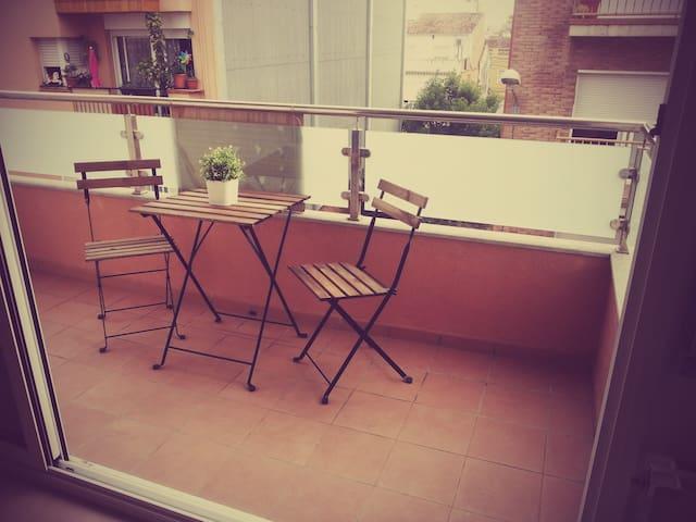 piso nuevo a 200 metros de la playa - Malgrat de Mar - 獨棟