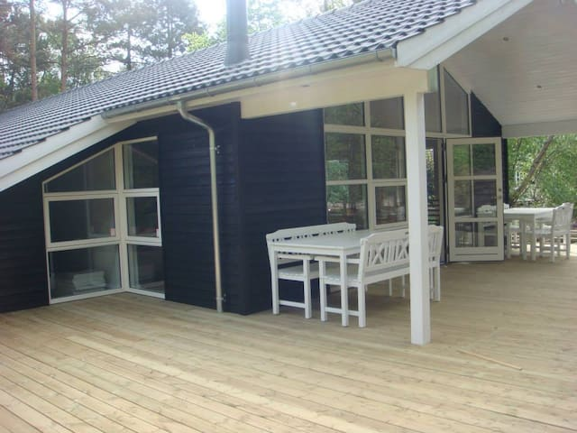Luxury holiday home - Højby - Chalet