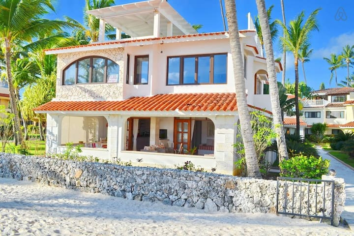 Beach House 7 guests! - Cap Cana - Hus