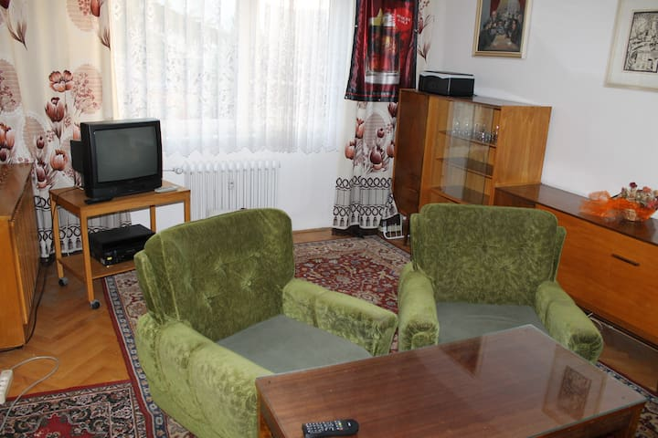 Spacy flat close to city center - Trenčín - Apartment