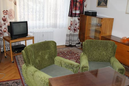 Spacy flat close to city center - Trenčín - Byt