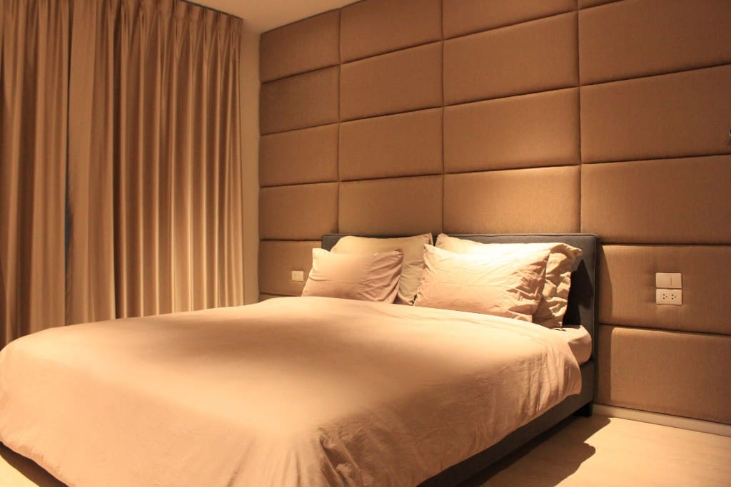 Master Bedroom with Ample Personal and Rest Space