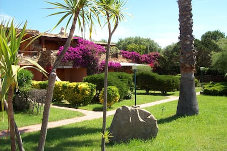 Porto Rotondo monolocale + giardino - Porto Rotondo