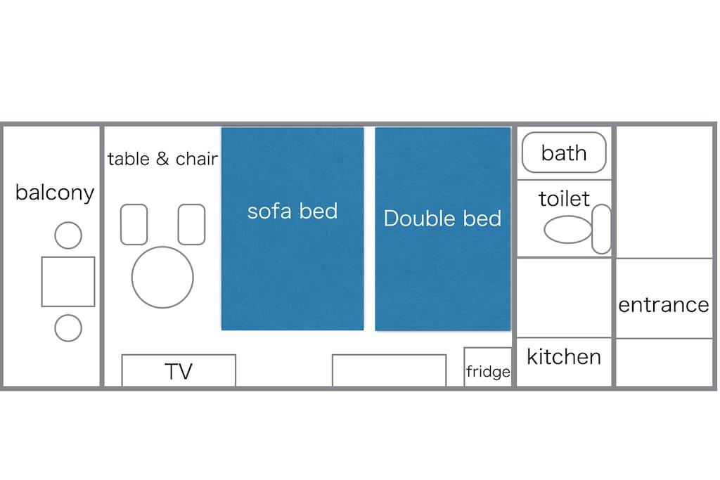 room map
