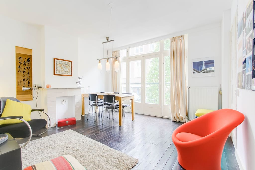 Bright central apartment terrace appartements louer for 4 holland terrace needham ma