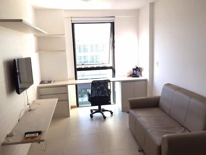 Flat novo de um quarto
