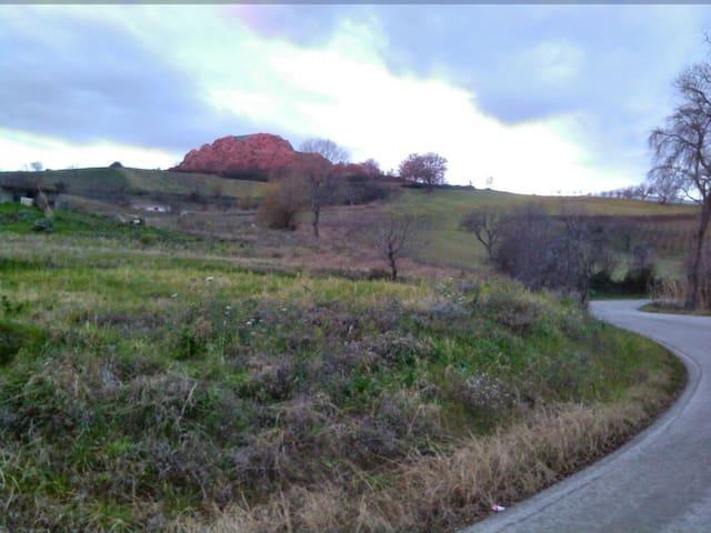 Relax tra le colline d'Abruzzo - gessopalena - Hus