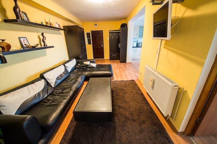 park apartament sibiu - Sibiu - Lägenhet