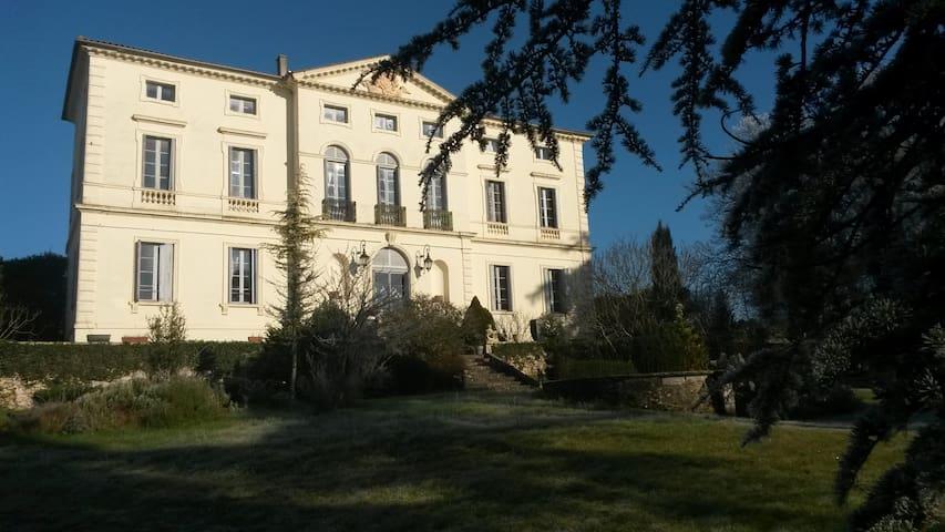 Chateau de Saint Sulpice;  IMH - La Sauvetat-sur-Lède - Castle