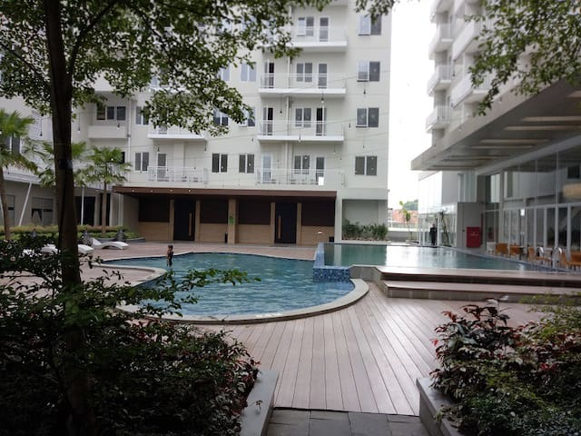 City View Apartment in Bogor