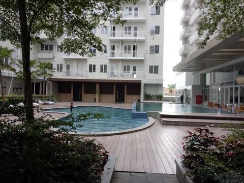 City View Apartment in Bogor