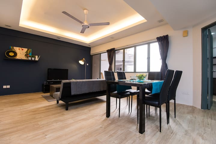 The Forum Modern 3BR upto 6 guests - Kuala Lumpur - Apartment