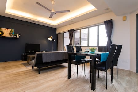 The Forum Modern 3BR upto 6 guests - Kuala Lumpur - Wohnung