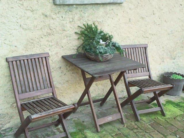 Wohnung an den Kakushöhlen - Mechernich - Apartamento