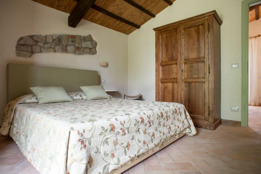 Trilocale - camera da letto